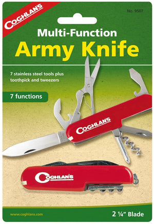 Camping Multi-Knife (7 function)