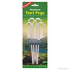 Aluminum Tent Pegs - pkg of 4