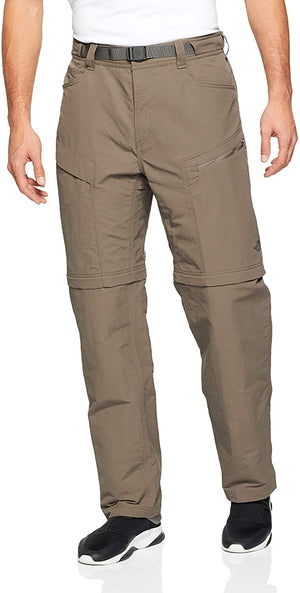 North Face Men's Paramount Trail Convertible Pant - brown update