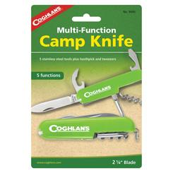Camping Multi-Knife (5 function)