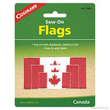 Sew-On Flags (Canada)