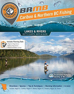 BRMB Northern BC Region 5 Fishing Mapbook