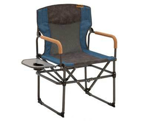 Eureka! Director's Camping Chair with Side Table