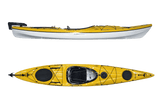 Boreal Design SR-130 Halo 130 TX Kayak with rudder - Ultralight