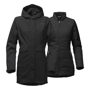 North Face Women's Cross Boroughs Triclimate Jacket