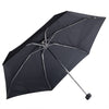 Travelling Light Pocket Umbrella - Black