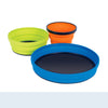 X SET 3-Piece - X Plate, X Bowl, X Mug with X Pouch