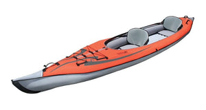 Advanced Elements Advanced Elements - Advanced Frame Convertible Inflatable Kayak Orange kayak