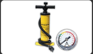 Advanced Elements Advanced Elements - Double Action Hand Pump with Gauge kayak