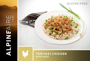 AlpineAire Teriyaki Chicken