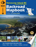 Backroad Mapbooks Backroad Mapbook: Vancouver island: Outdoor Recreation Guide camping