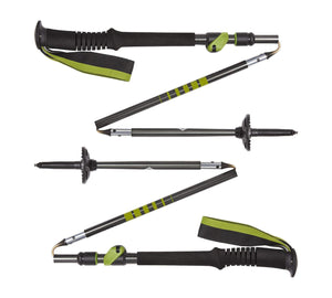 Black Diamond Black Diamond Distance Plus FLZ Trekking Poles snowsports