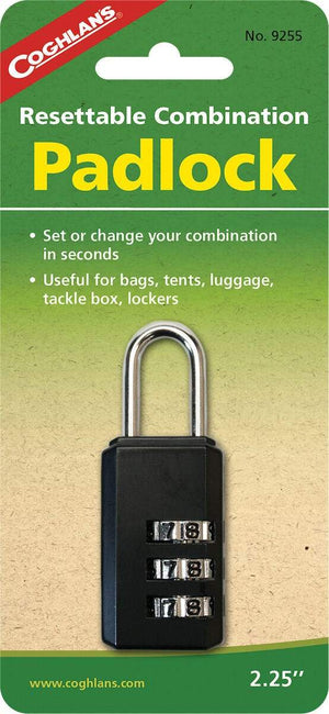 Padlock - Adjustable