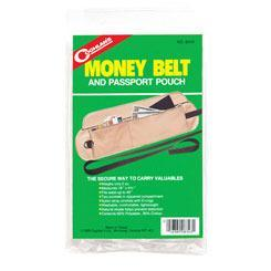 Coghlans Coghlans Money Belt and Passport Pouch travel