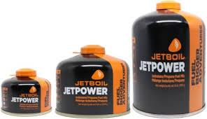 Jetpower Fuel Canisters Isobutane/Propane