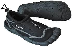 Men's Footloose Water Shoes- Black