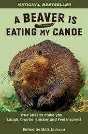 A Beaver is Eating My Canoe by M. Jackson