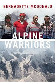 Alpine Warriors by B. Mcdonald
