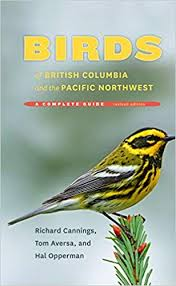 Birds of BC and the PNW by R. Cannings