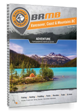 BRMB Vancouver, Coast & Mountains BC Mapbook 5th Ed.