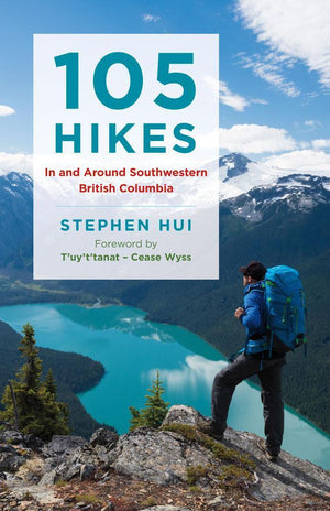 Greystone Books 105 Hikes In and Around Southwestern British Columbia Camping