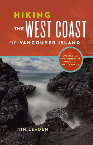 Greystone Books Hiking the West Coast of Vancouver Island Camping