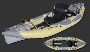 Advanced Elements - Straitedge Angler Pro Inflatable Kayak