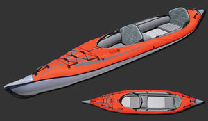 Advanced Elements - Advanced Frame Convertible ELITE Inflatable Kayak (AE1007-E)