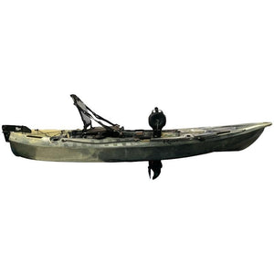 Riot Mako 12 impulse Peddle Drive Angler Kayak