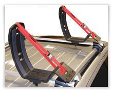 Malone Malone Autoloader Xv Kayak Carrier with Bow & Stern LInes kayak