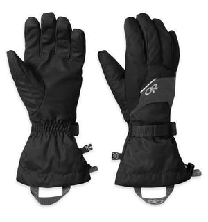 OR Outdoor Research Adrenaline Gloves Men's Black clothing