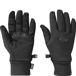 OR Outdoor Research PL 400 Sensor Gloves Men's Black clothing