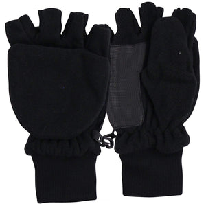 Thinsulate Thinsulate - Fleece Fingerless Flip Mitt - Men's clothing