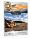 BRMB Vancouver Island BC. Victoria and Gulf Islands Mapbook 9th edition.