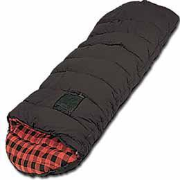 World Famous N49 Frontier 9  -25 Celcius Oversized Sleeping Bag sleeping bag