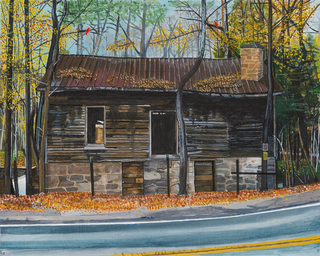 Edwards Mill Large Print