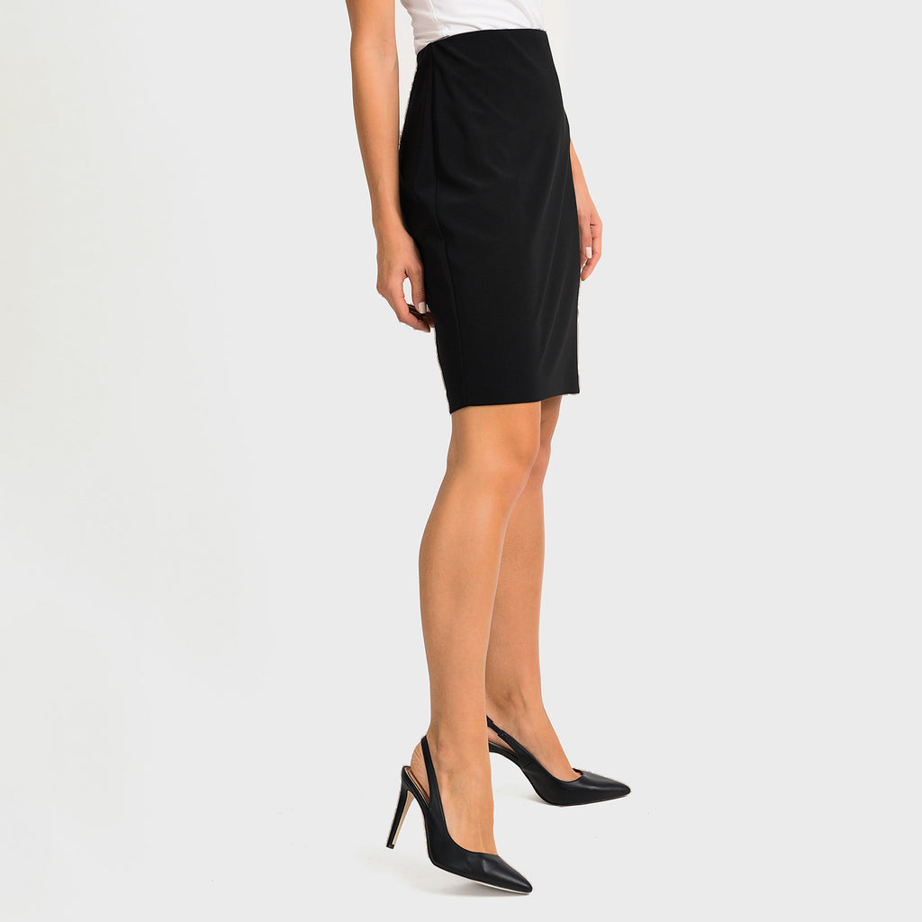 JOSEPH RIBKOFF // 153071 PENCIL SKIRT BLACK
