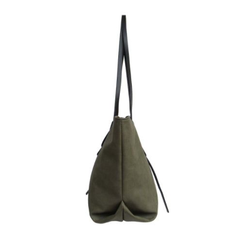 PASSION // 200710KL CLASSIC TOTE OLIVE