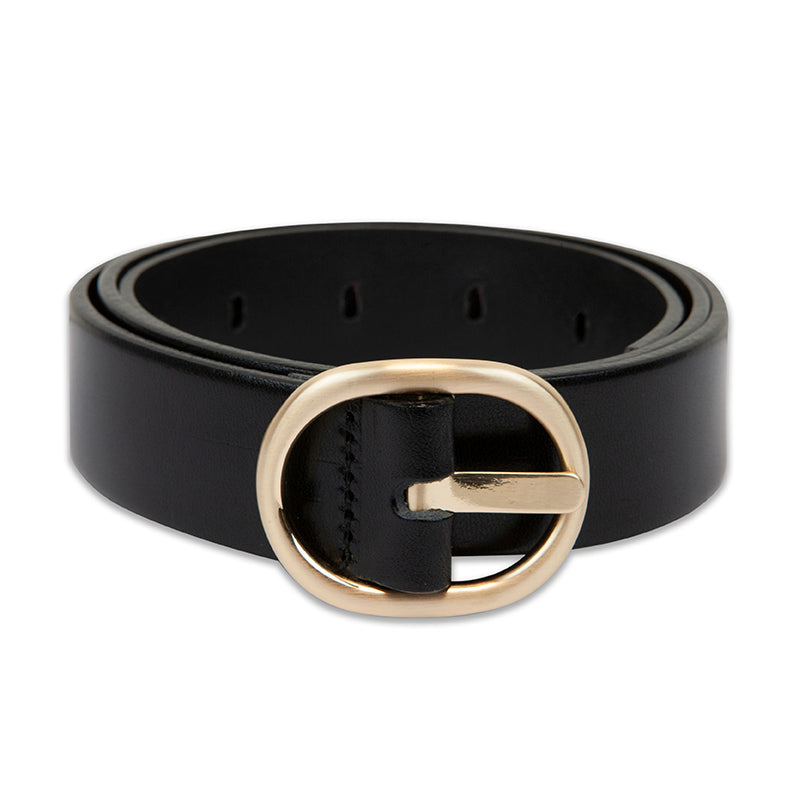 LANDES // 24691 BELT BLACK GOLD