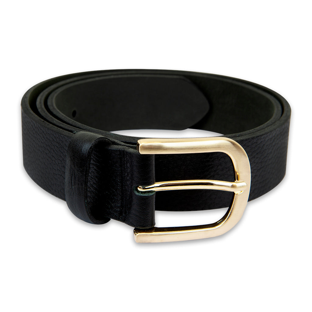 LANDES // 24694 BELT BLACK GOLD
