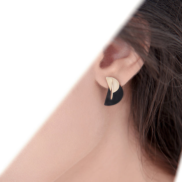 PURSUITS // 21146-GB DEMI JUNCTION EAR JACKETS