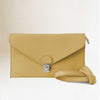 CARACOL // 7067-YEL CONVERTIBLE CLUTCH