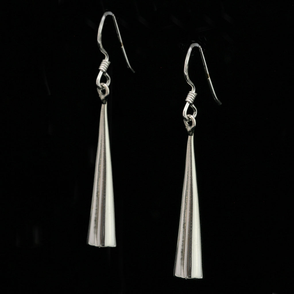 BAMIYAN SILVER // EPL-5787 DANGLE EARRINGS