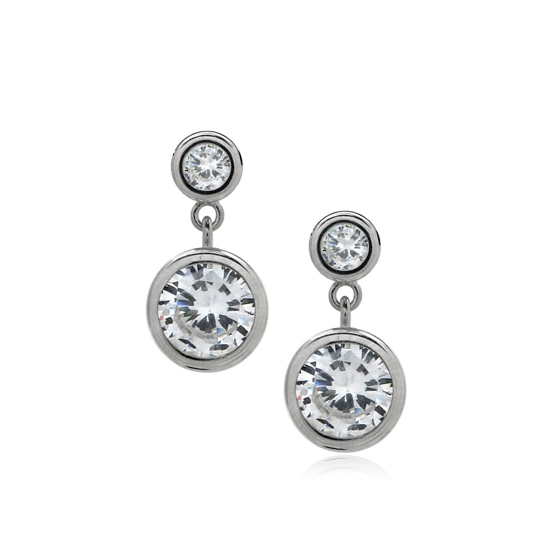 BAMIYAN SILVER // ECZ 7841 EARRINGS