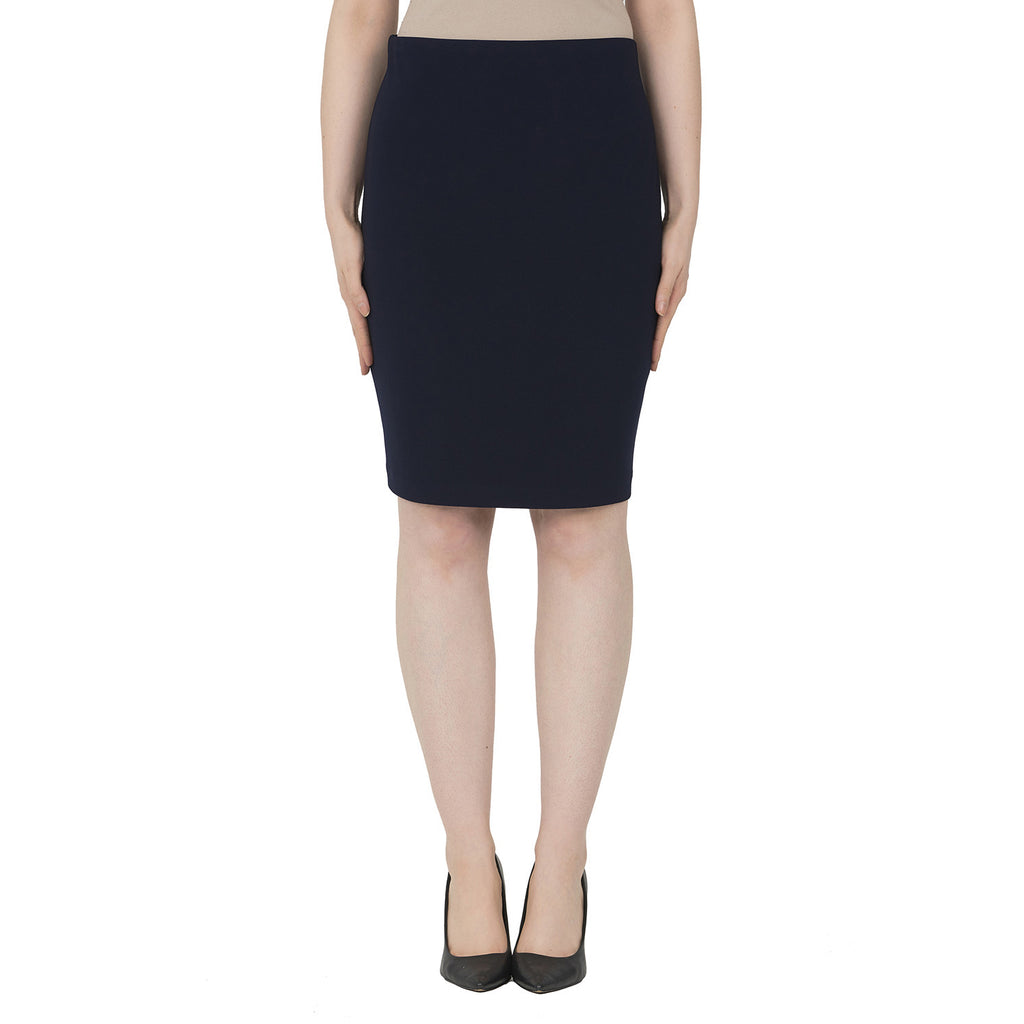 JOSEPH RIBKOFF // 153071 PENCIL SKIRT MIDNIGHT BLUE
