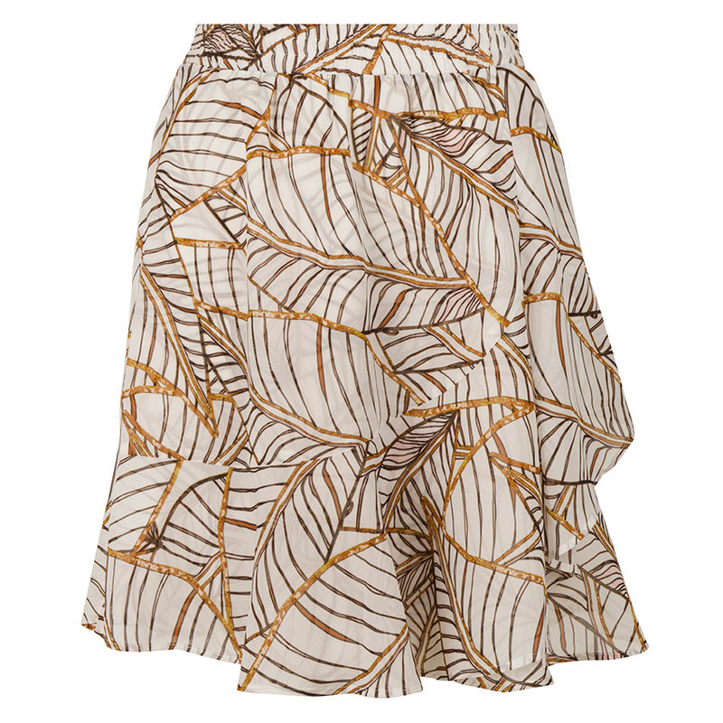 ESQUALO // 14008 PRINTED SKIRT