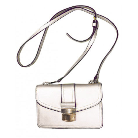 SIMI // 04469 IVORY CROSS-BODY BAG