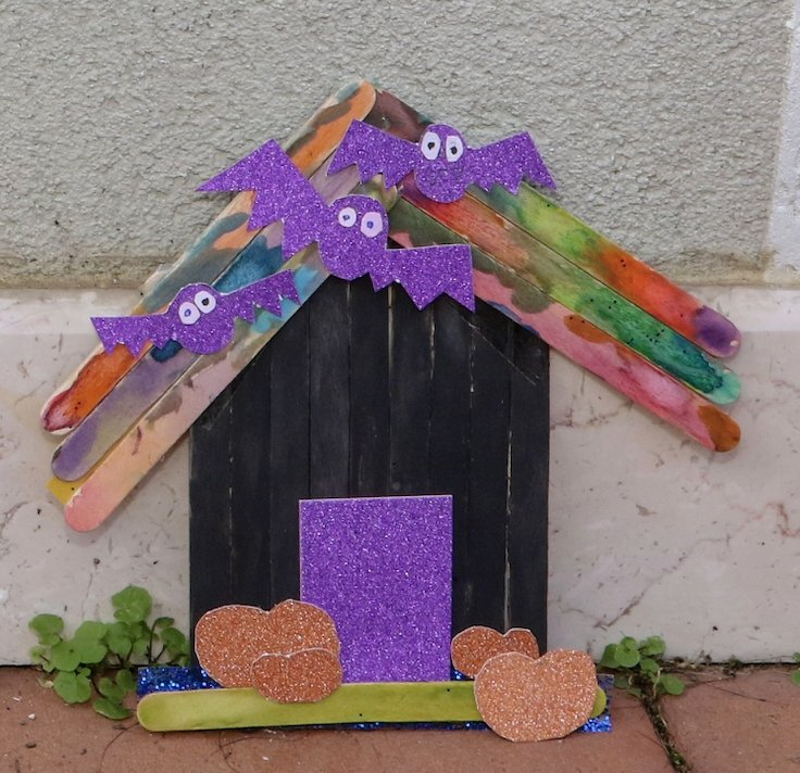 DIY Haunted House! | Little Dreamers Club