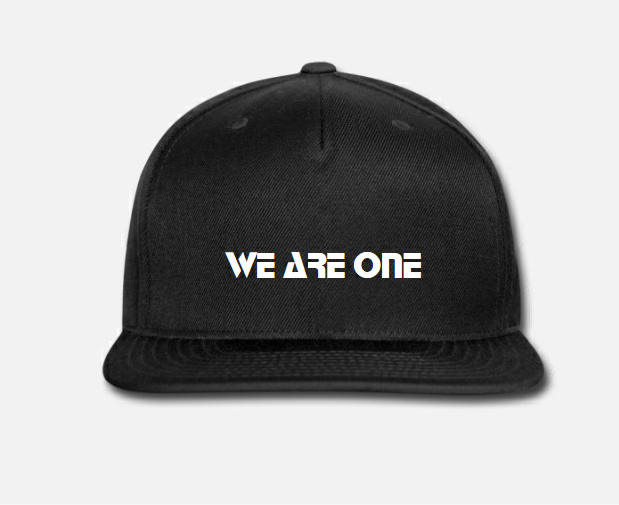 We Are One Baseball Cap