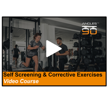 Load image into Gallery viewer, A90 Prehab: Self-Screening & Corrective Exercises (Video Course)
